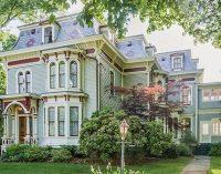 Landmark c.1876 Hale-Goodrich Home in Glastonbury, CT Reduced to $850K, Prev. $1.2M (PHOTOS)