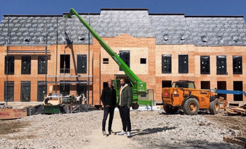 A Look at Drake's 35,000 Sq. Ft. Bridle Path Mansion Currently Under Construction by Designer Ferris Rafauli (PHOTOS & VIDEO)