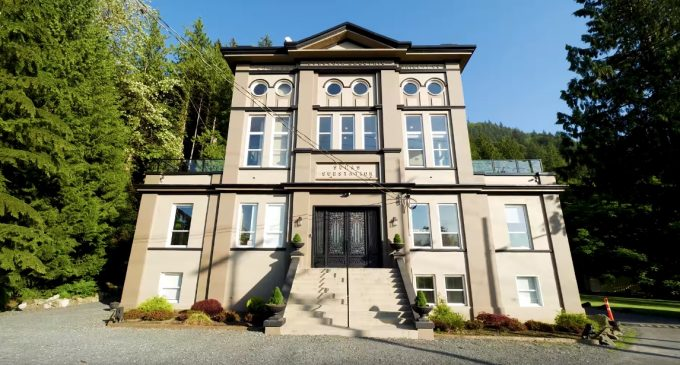 Historic c.1906 Sumas Substation in Abbotsford, BC Reduced to $3.2M CAD, Prev. $6.38M (PHOTOS & VIDEO)