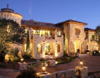 California's $35M Villa del Lago Includes 24,000 Sq. Ft. with 22+ Car Subterranean Garage (PHOTOS)