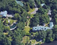 Dedham, MA's Historic c.1910 Weld Pond Estate Reduced to $6.5M, Prev. $9.98M (PHOTOS & VIDEO)