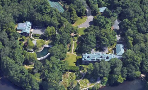 Dedham, MA's Historic c.1910 Weld Pond Estate Reduced to $6.5M, Prev. $9.98M (PHOTOS & VIDEO)