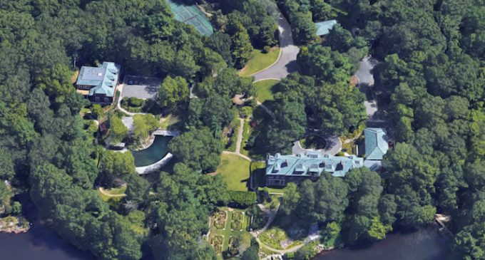Dedham, MA's Historic c.1910 Weld Pond Estate Reduced to $5.9M, Prev. $9.98M (PHOTOS & VIDEO)