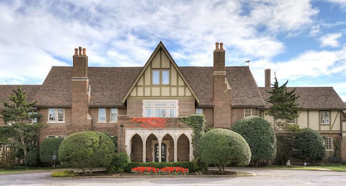 Historic c.1929 Nichols Estate in Nichols Hills, OK Reduced to $4.79M (PHOTOS)