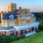 Towson, MD's Historic c.1892 Abell Mansion Reduced To $2.69M, Prev. $3.89M (PHOTOS & VIDEO)