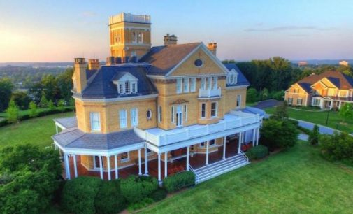 Towson, MD's Historic c.1892 Abell Mansion Sells for $2M (PHOTOS & VIDEO)