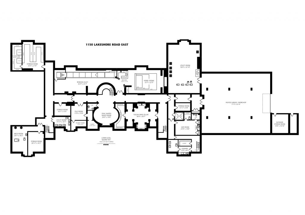 Stupendous Oakville Ons 43 800 Sq Ft Chelster Hall Reduced To 59M Download Free Architecture Designs Rallybritishbridgeorg