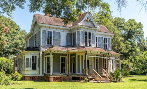 Madison, GA's Historic c.1883 Foster-Thomason-Miller House in Need of Restoration, Lists for $449K (CURRENT & VINTAGE PHOTOS)