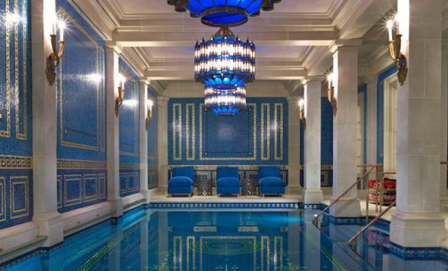 Inside Gerald & Kelli Ford's 29,000 Sq. Ft. Texas Mansion with Turkish Spa Modelled After Hearst Castle's Roman Pool (PHOTOS)