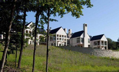 Turkey Farm, A 38 Acre Estate with 17,000 Sq. Ft. Home in Cedar Rapids, IA by Akar ARchiTecture (PHOTOS)