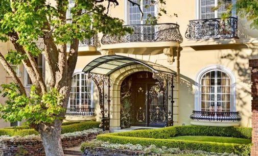 Historic c.1905 16,000 Sq. Ft. Italianate Villa in San Francisco, CA Lists for $29.5M (PHOTOS)