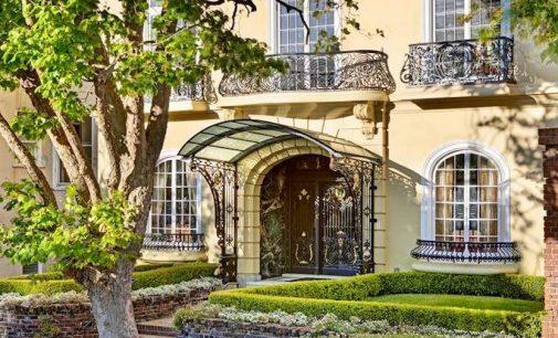 Historic c.1905 16,000 Sq. Ft. Italianate Villa in San Francisco, CA Lists for $29.5M (PHOTOS)