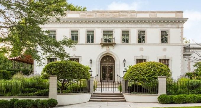 Early 1900s Italianate Villa Brought Back to Life by Ferguson & Shamamian Architects, LLP (PHOTOS)
