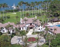 ProGolfer Greg Norman Demolishes $65M c.1902 Florida Mansion (PHOTOS)