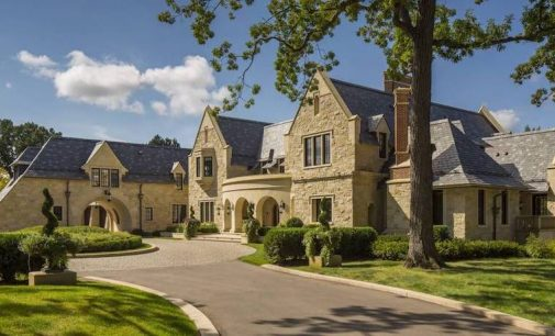 A Look at Murphy & Co's Exquisite Jacobean Manor in Minneapolis, MN (PHOTOS)
