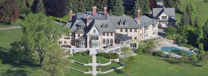 The Rise and Fall of What Was Once the Most Expensive Home in Canada (PHOTOS & VIDEO)