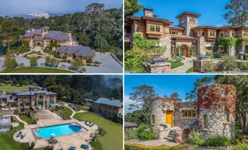 14.11 Acre Family Estate in Carmel, CA Lists for $16.95M (PHOTOS)