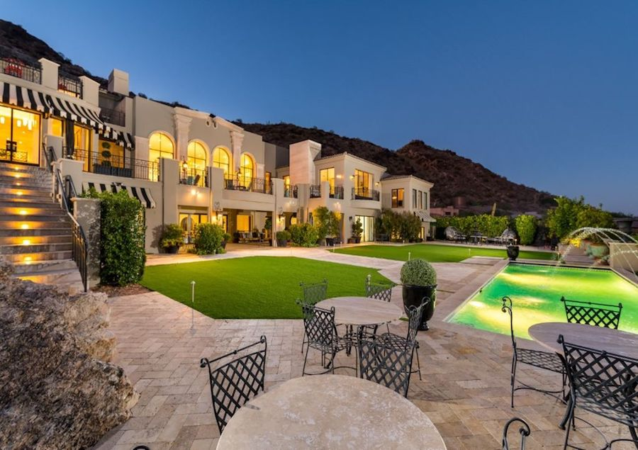 Mummy Mountain S 20 000 Sq Ft Bella Paradiso Lists In