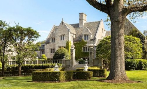 Greenwich, CT's Historic Reynwood Manor Reduced to $9.25M, Prev. $17.5M (PHOTOS & VIDEO)
