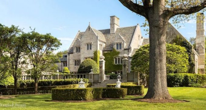 Greenwich, CT's Historic Reynwood Manor Reduced to $8.99M, Prev. $17.5M (PHOTOS & VIDEO)