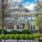 Historic c.1928 Stone & Shingle Home Lists for $1.88M in Nashville, TN (PHOTOS)