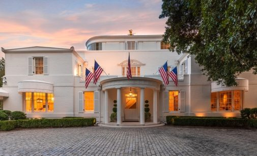 1930s Philip Trammell Shutze Designed Home in Atlanta, GA for $8.99M (PHOTOS)