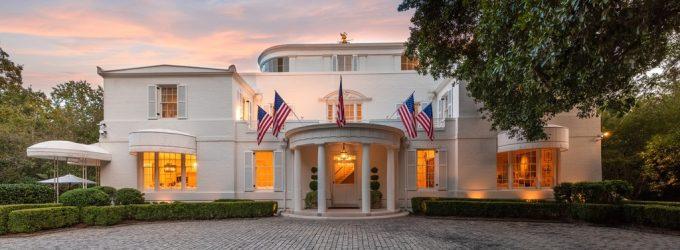 1930s Philip Trammell Shutze Designed Home in Atlanta, GA Reduced to $7.99M (PHOTOS)