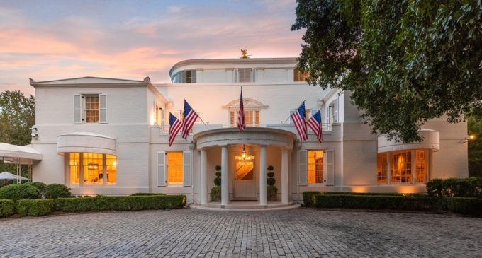 1930s Philip Trammell Shutze Designed Home in Atlanta, GA for $8.99M (PHOTOS)