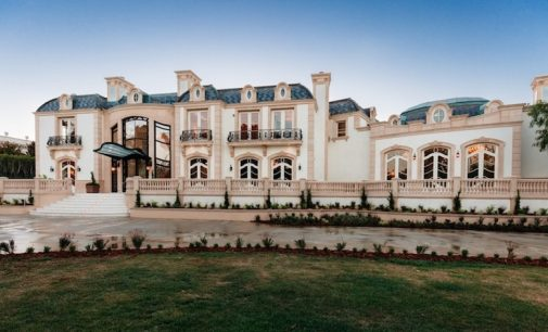 $80M Buys This 28,000 Sq. Ft. French Château in Beverly Hills, CA (PHOTOS & VIDEO)