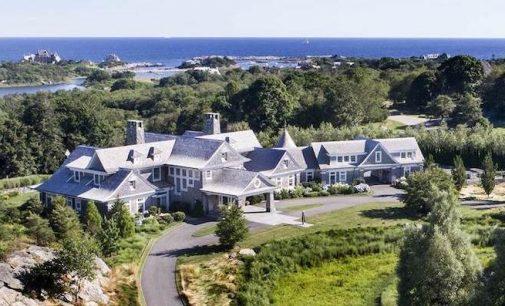A Look Inside Judy Sheindlin's New $9M Newport, RI Mansion (PHOTOS & VIDEO)