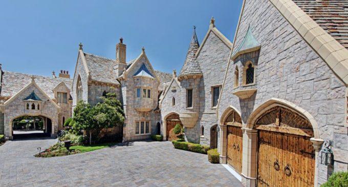 Las Vegas, NV's 12,000 Sq. Ft. Rose Manor Reduced to $3.75M, Prev. $5.25M (PHOTOS)