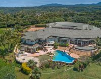 Architectural Showplace on Hawaiian Island of Kauai for $24.9M (PHOTOS)