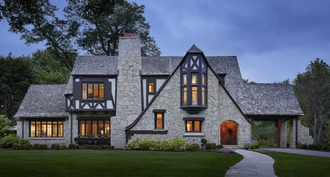 Redesigned Hinsdale, IL Tudor by Michael Abraham Architecture Lists for $3.69M (PHOTOS & VIDEO)