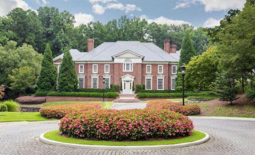 Enchanting 9.24 Acre Garden Estate in Atlanta, GA for $9.39M (PHOTOS & VIDEO)