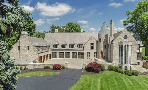 15,000 Sq. Ft. Modern Medieval Castle in Dublin, OH Reduced to $3.29M, Prev. $5.12M (PHOTOS & VIDEO)