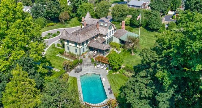 Historic c.1897 Orienta Point Victorian in Mamaroneck, NY for $3.89M (PHOTOS & VIDEO)