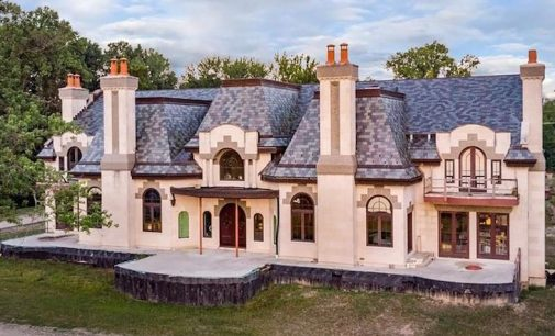 Unfinished 16,800 Sq. Ft. Grosse Ile, MI Manor with Tanglewood Conservatory Reduced to $5.9M, Prev. $29M (PHOTOS)