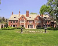 Historic 20 Acre Sasco Point Estate in Fairfield, CT Reduced to $29.5M, Prev. $62M (PHOTOS)