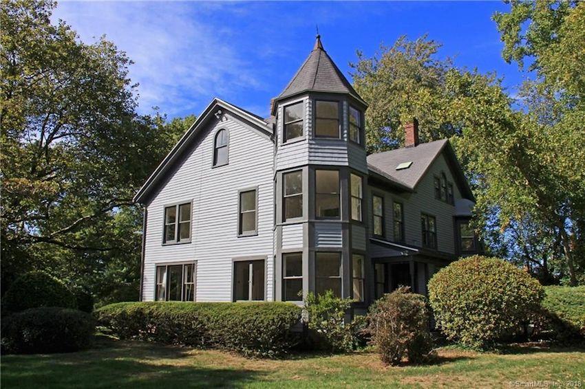 Historic 20 Acre Sasco Point Estate In Fairfield Ct