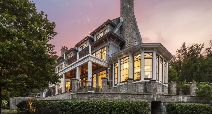 Belle Haven Dream Home by RAC Design Reduced to $11.9M, Prev. $16.2M (PHOTOS)