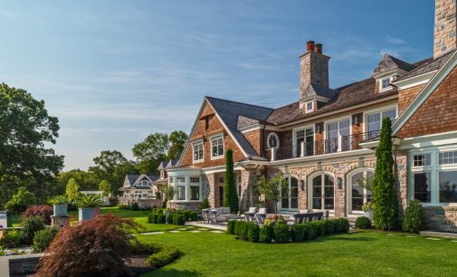 Peek Inside a New England Mansion by Shope Reno Wharton (PHOTOS & VIDEO)