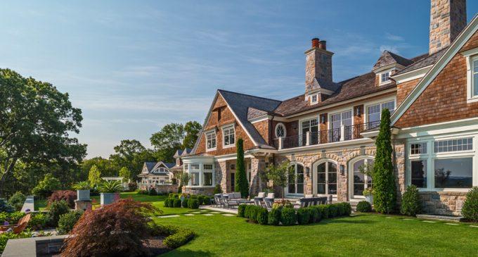 Peek Inside a New England Mansion by Shope Reno Wharton (PHOTOS & VIDEO)
