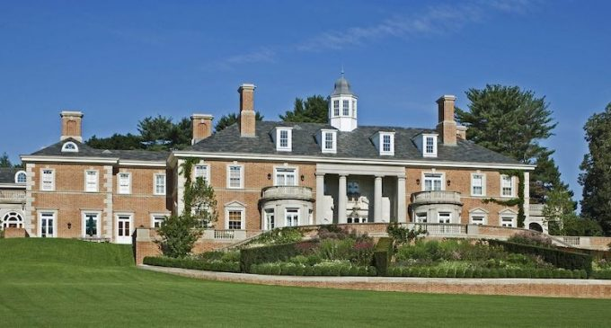 Inside Wadia Associates Georgian Country Estate in Greenwich, CT (PHOTOS)