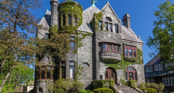 Albany, NY's Historic Charles LaDow House Reduced to $750K, Prev. $1.2M (PHOTOS)