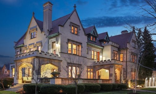 Historic c.1905 Burton F. Hales Mansion Reduced to $1.65M, Prev. $2.5M (PHOTOS)