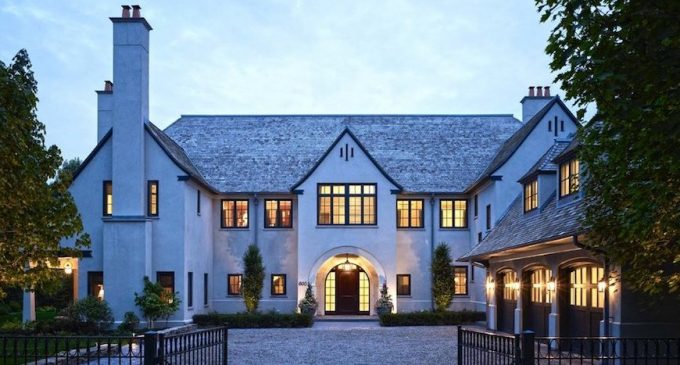 Residence on Historic Jens Jensen Pond by Tom Shafer Architects for $4.29M (PHOTOS)