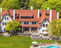 The Pryory – A Historic c.1916 Mansion on Greenwich, CT's Coveted Field Point Circle for $25.9M (PHOTOS)