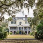 Historic c.1810 Seabrook Plantation on 350 Acres on Edisto Island, SC for $8.5M (PHOTOS)