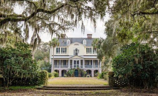 Historic c.1810 Seabrook Plantation on 350 Acres on Edisto Island, SC for $8.5M (PHOTOS)