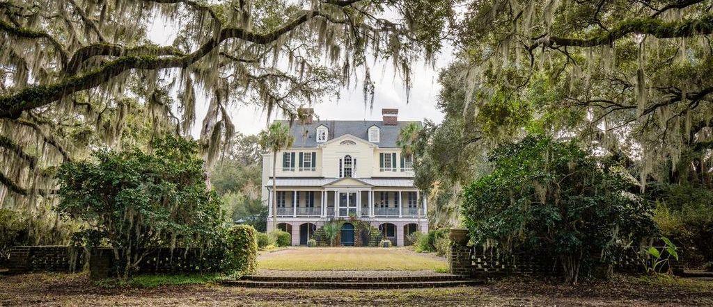 Historic c.1810 Seabrook Plantation on 325 Acres on Edisto Island, SC Drops to $7.9M (PHOTOS)